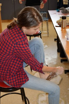 16-02-23 Forming the slipper to your foot_Emma Shed