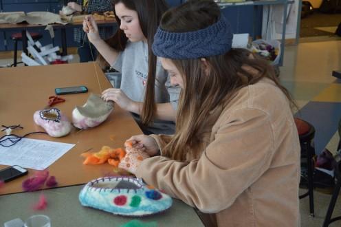 16-02-23 Needle felting_Madison