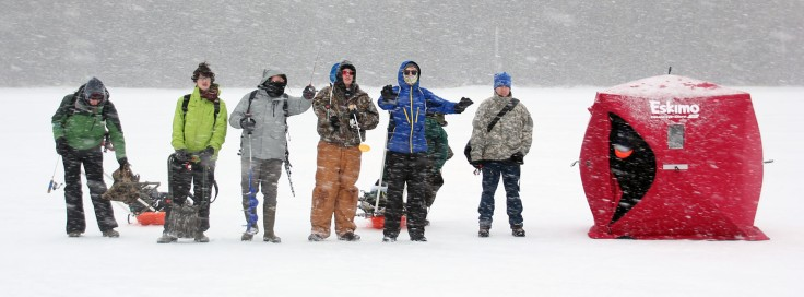16-02-28 Ice Fishing snowstorm Cover